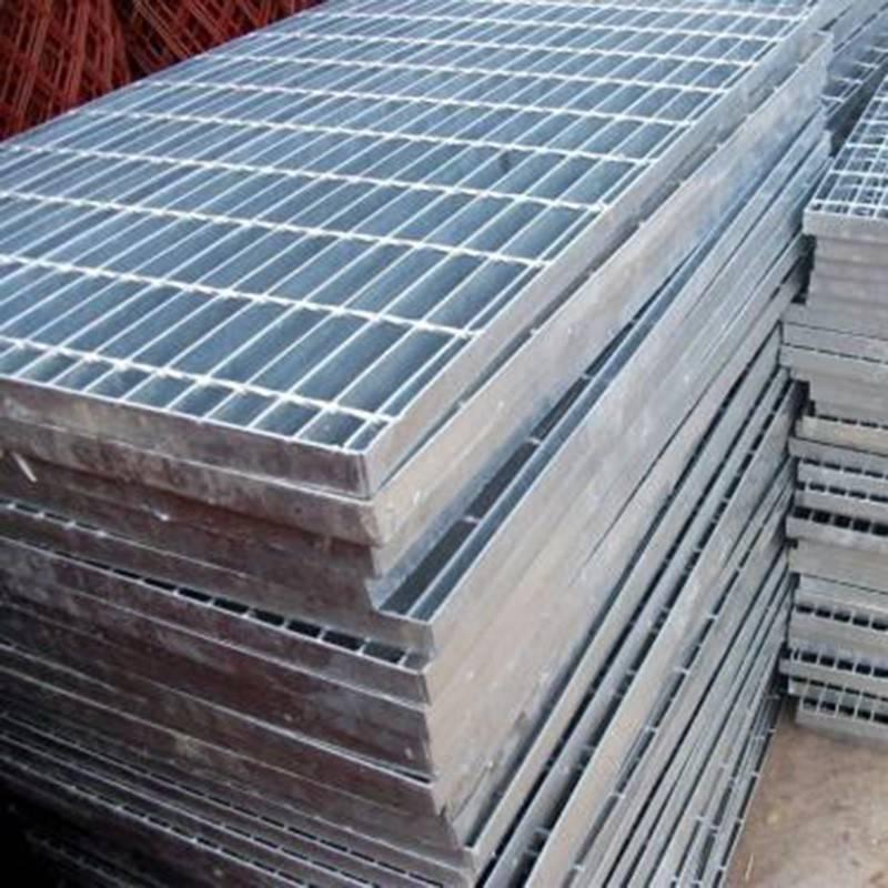 插接钢格板 热镀锌钢盖板 地沟排水板