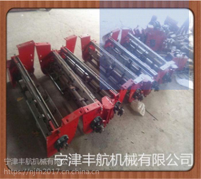 玉米联合前滚刀总成三行四行厂家配套生产收割机下割刀前切碎刀收割机配件