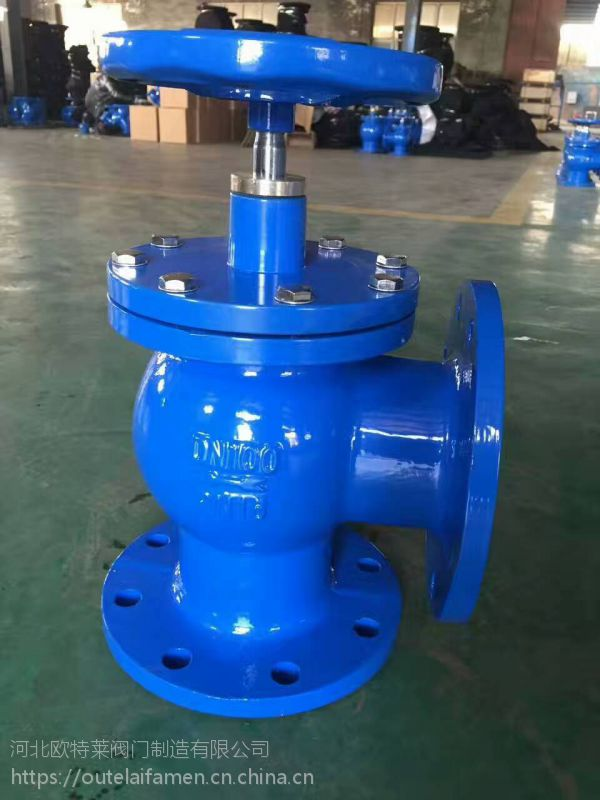 河北欧特莱SD44X1手动排泥阀 (手轮)DN65-DN300 性价比高 质量好