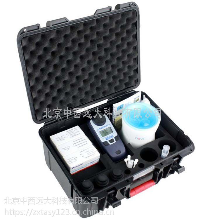 中西SPH006D泳池水监测套件 百灵达库号:M407027