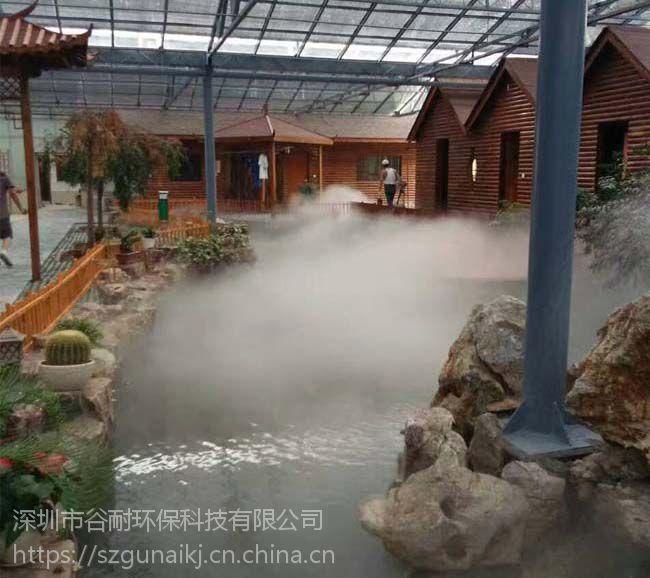 社区园林喷雾系统 雨雾降温装置专业制造 案例(张掖|武威|定西|金昌|陇南|临夏)