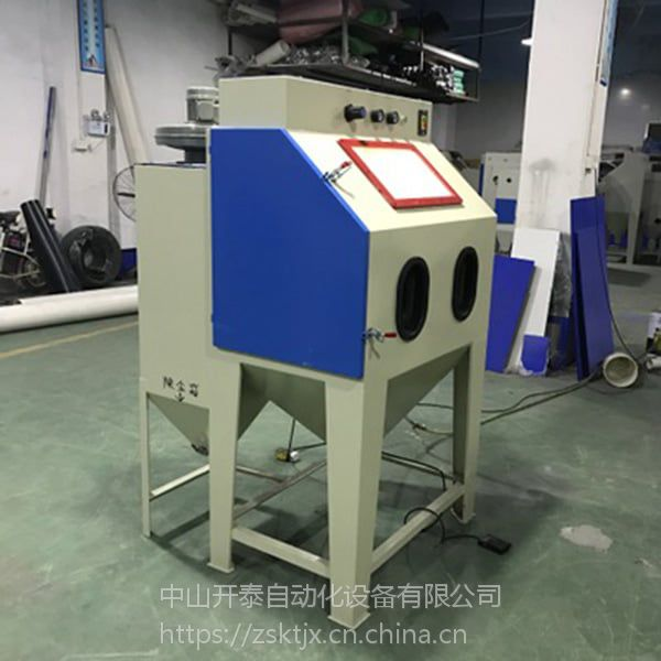佛山打砂机 9060手动喷砂机 专业涂装设备