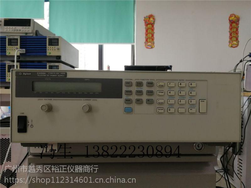 Agilent安捷伦E4356A直流电源0-80V 0-30A