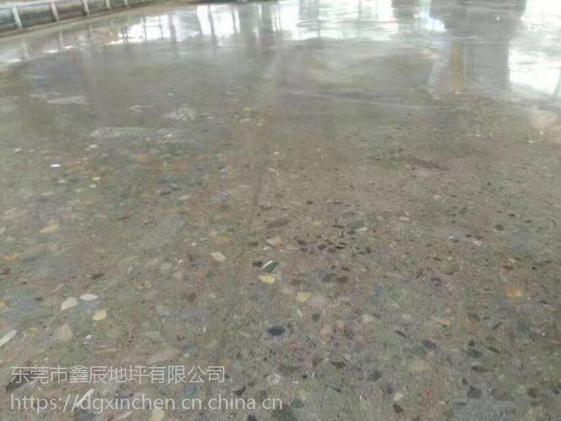 深圳坪山水泥地面起灰怎么办——龙华混凝土钢化地坪施工