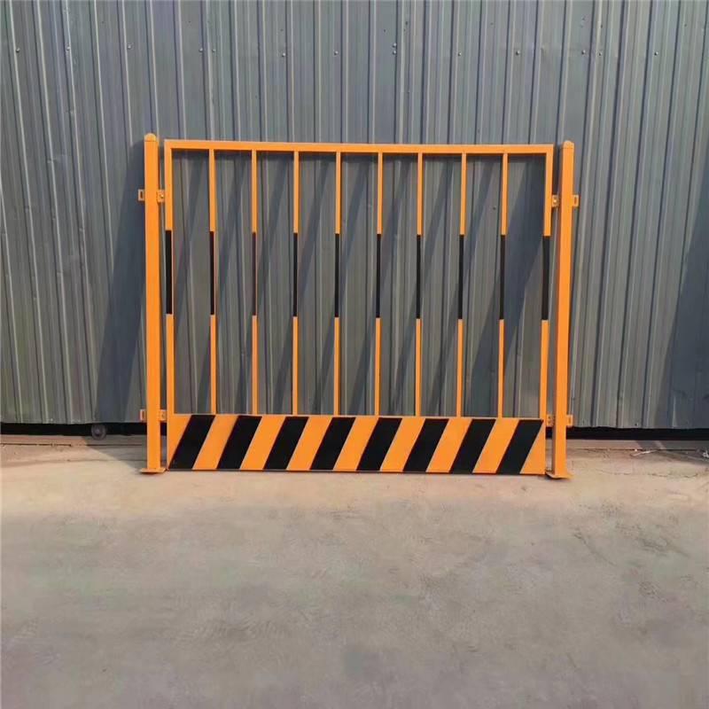 基坑周边防护栏高度 基坑临边防护栏厂家 小区隔离栏