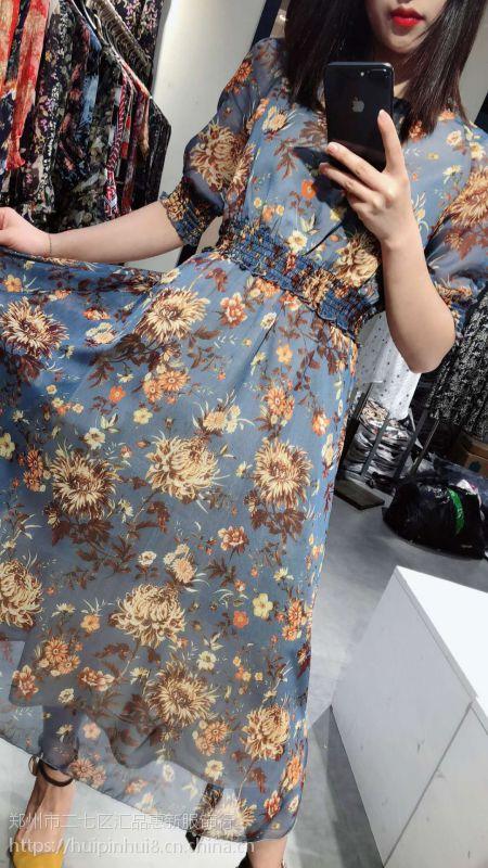 郑州汇品惠 卡梵朵 品牌女装招商加盟 无需加盟费 0库存压力