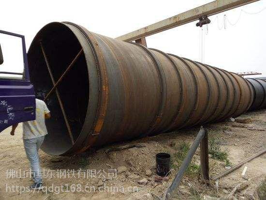 厂家专业生产双面埋弧焊直缝钢管 材质Q235B Q345B