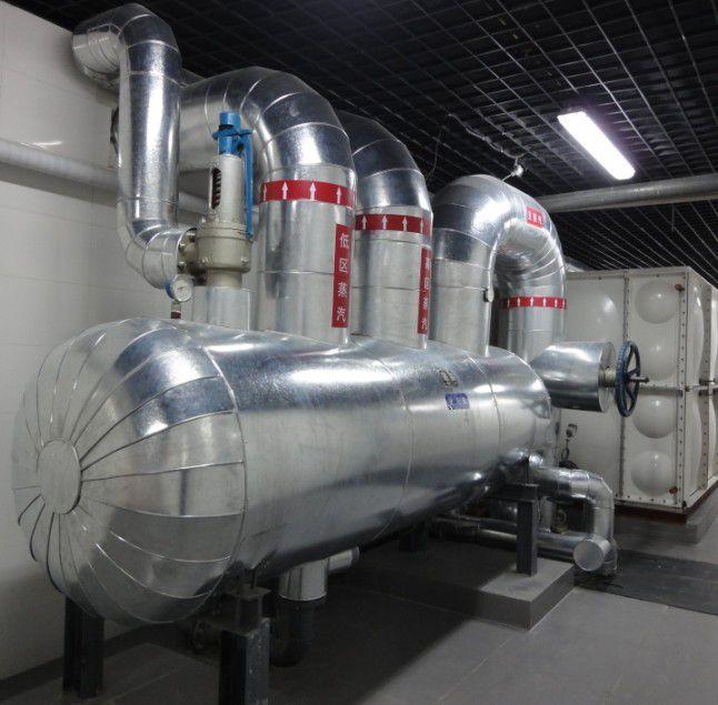 专业承包全国各地铁皮保温施工工程 管道设备保温施工