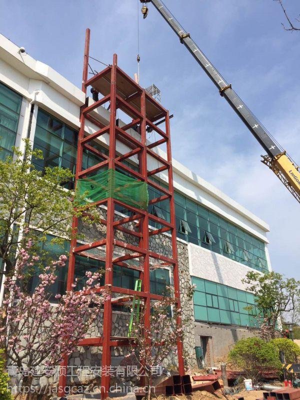 建安顺安装工程 青岛钢结构搭建厂家