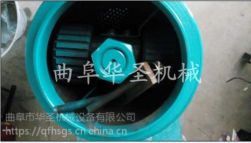 柴油机带动大产量颗粒机