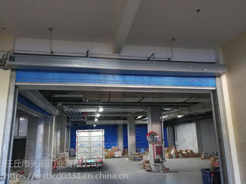 供应青海海东市钢质防火卷帘专业厂 性价比高