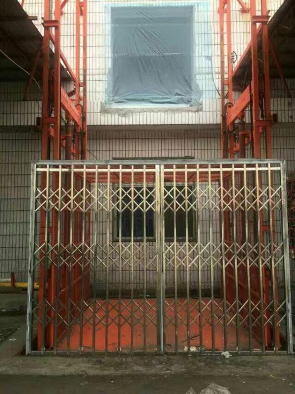 枣庄升降货梯/三层