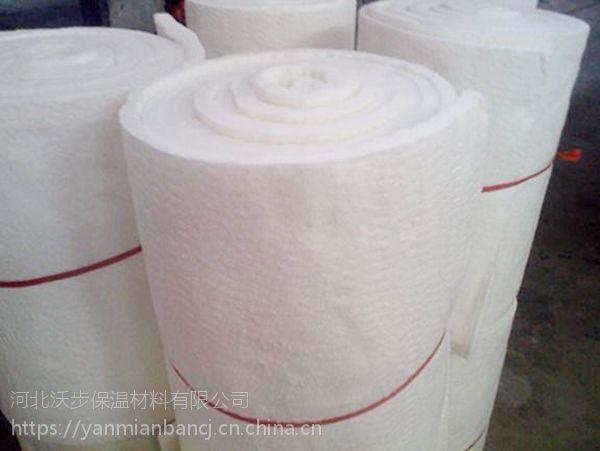 [莱芜120kg硅酸铝针刺毯]厂家今日报价