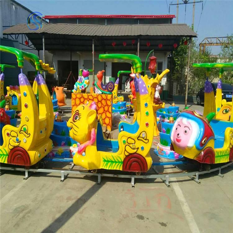 公园游乐设备欢乐锤hlc12人小投资高收益的儿童游乐设备