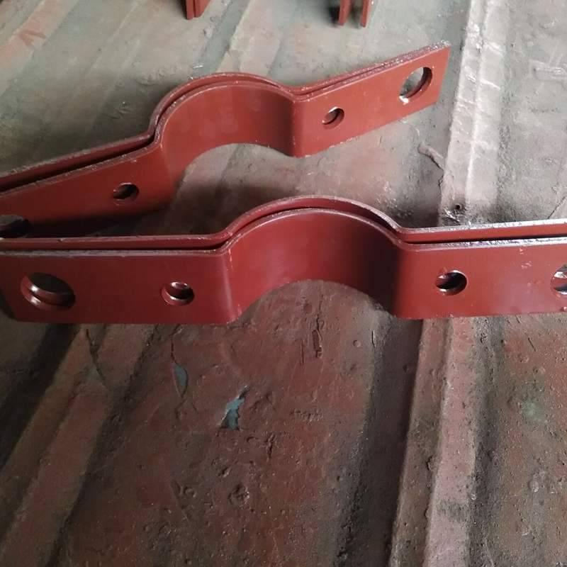 制造A10四螺栓管夹生产厂家赤诚型号齐全物美价廉