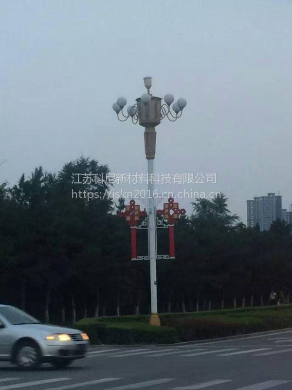 南通新款特色中华灯 镇江10米12米中华灯厂家直销 科尼照明中杆灯 高杆灯