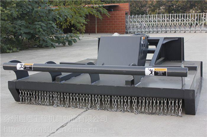 割草机价格 HCN屈恩机具滑移装载机割草机厂家