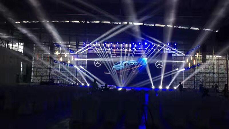 上海晚会庆典活动灯光音响设备租赁