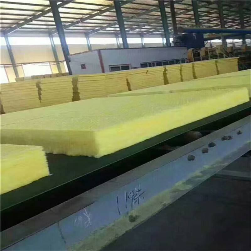 工厂价直销廊坊电梯井吸音板 绝热离心玻璃棉板