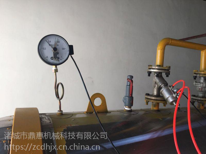 山东鼎惠科技001型病死动物尸体专用新型焚烧炉 湿化机
