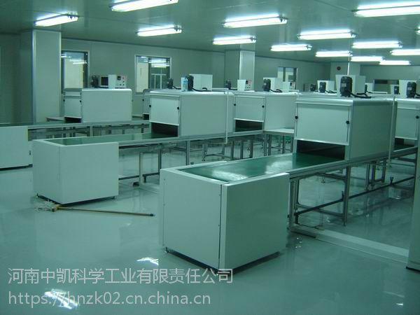 成功不找借口 河南净化工程公司实验室装修装备