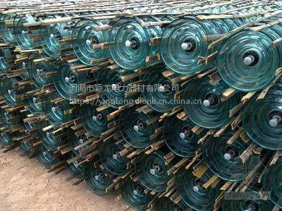 新疆哈密电瓷瓶回收厂家 现金回收瓷瓶玻璃绝缘子