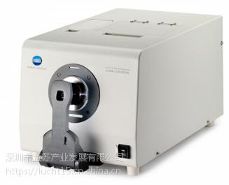 美能达CM-3600A分光测色仪