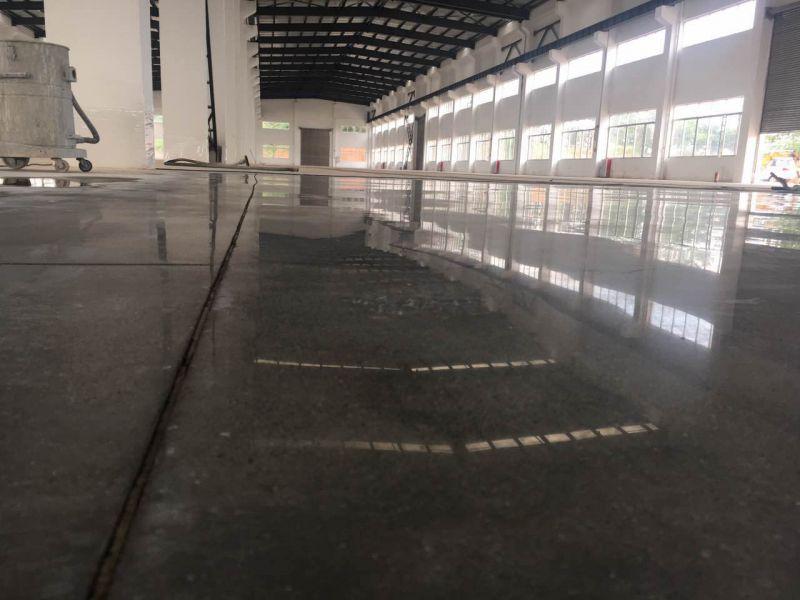 惠州仓库地面翻新-博罗仓库硬化地板