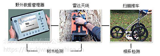 渠道科技 TRU树木雷达检测系统