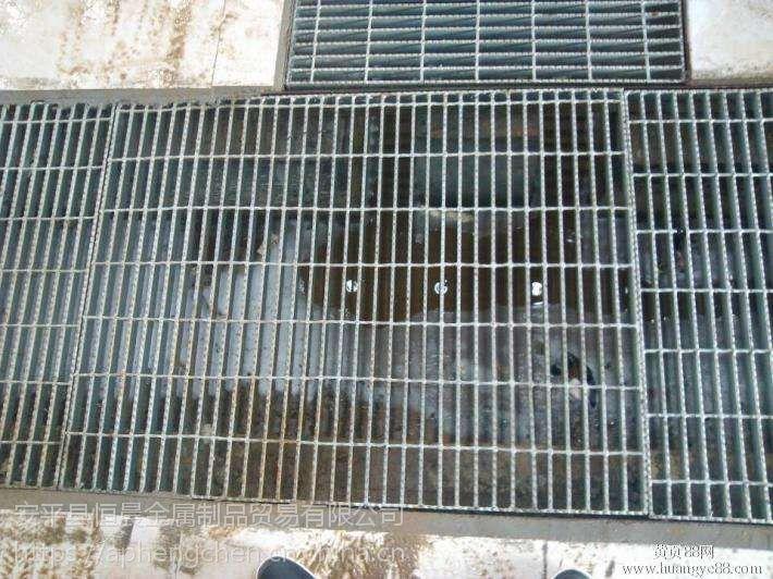 排水沟盖板@金华市政建设沟盖板@热镀锌钢格板厂家
