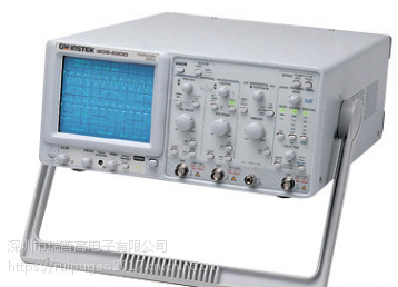 GOS-6103 固维GOS6103 100MHZ双通道模拟示波器