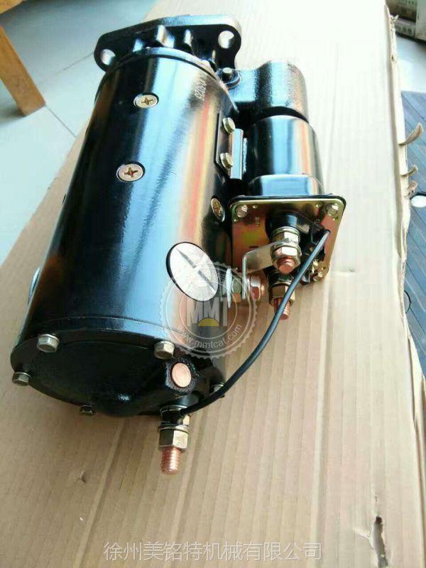 CAT卡特345 C13启动马达348-7651启动机 起动马达挖掘机旋挖钻机