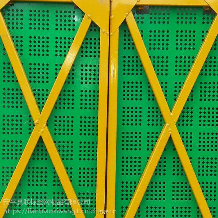 新型建筑墙体防护板/新型建筑外架/爬架网厂家