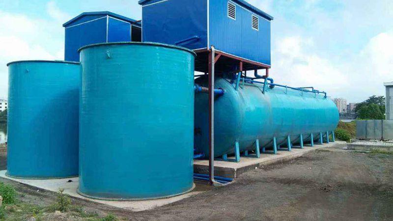 社区医院玻璃钢废水处理设备厂家
