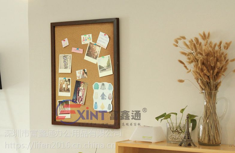 佛山加厚软木板2龙华软木照片墙2背景墙装饰墙