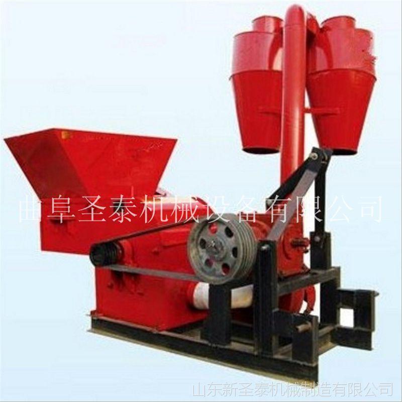 粉碎机厂 秸秆磨粉机 秸秆粉碎机图片 圣泰秸秆粉碎机