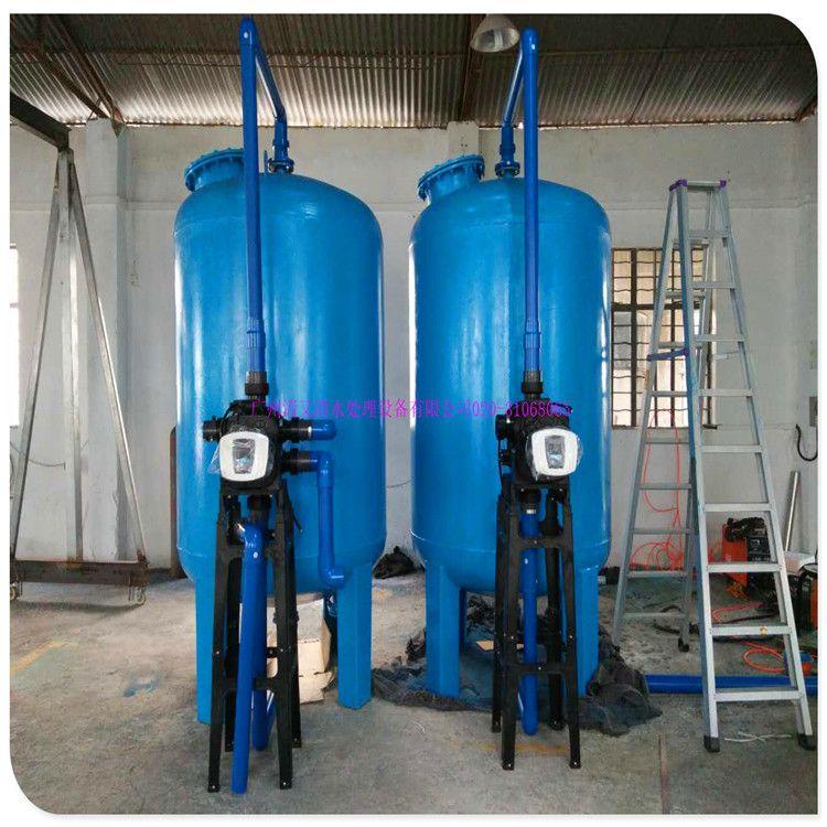 清又清中水回用设备一体化污水净化设备全自动碳钢衬胶