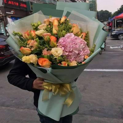 搜索文华园花店(图)15296564995找南宁文华园鲜花店地点/位置