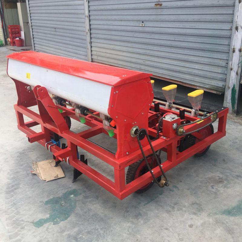 汽油6-10行精量播种机 自走式奶油菜油麦菜精播机厂家
