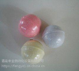 青岛丰业生产销售浴盐球热收缩膜包装机