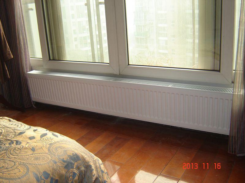 暖气片安装位置选择明装暖气片安装设计老房子明装暖气片查瑞斯
