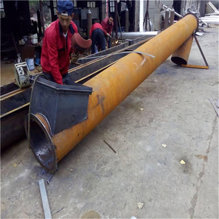 六九重工 非标定制 青岛 不锈钢螺旋提升机 水泥管式螺旋输送机图片 蛟龙喂料机