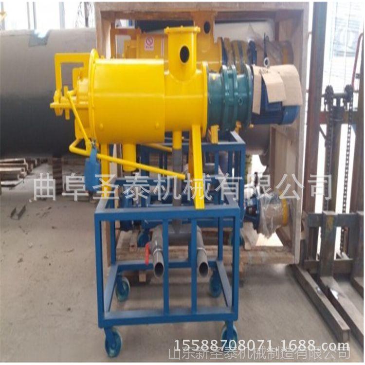 曲阜分离设备  磨浆机是浆渣分离机吗  大型渣浆分离机