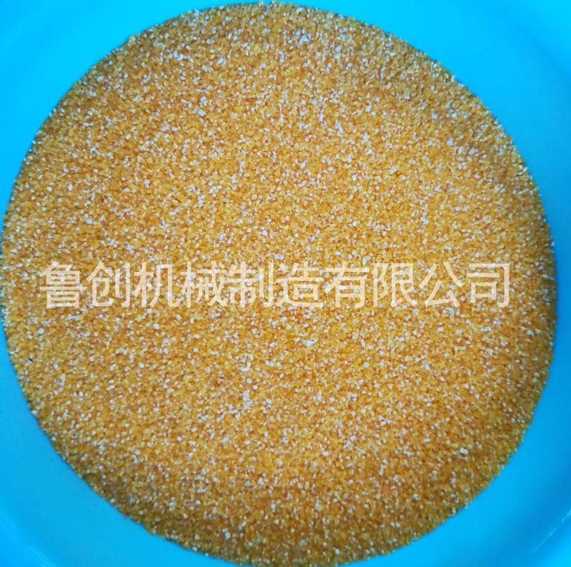 厂家直销玉米脱皮磨糁机【小型】玉米拉糁机