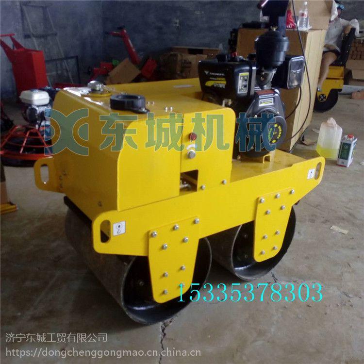 600双路压路机 东城机械回填土压实碾 质量保证
