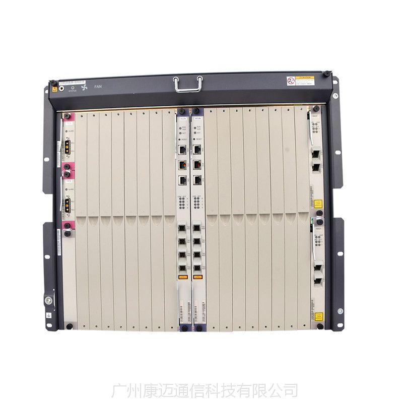 华为OLT机框 SmartAX MA5680T 21英寸ETSI大容量16业务槽位