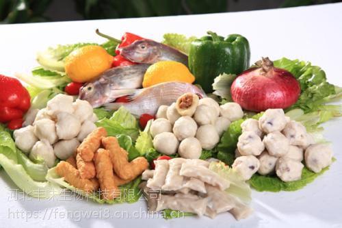 富磷联B改良剂冷冻鱼糜制品口感糯脆、烂肉好咬、弹性好