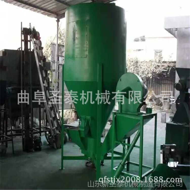 鸽子饲料搅拌机 自吸式粉碎搅拌机 供应一千公斤拌料机