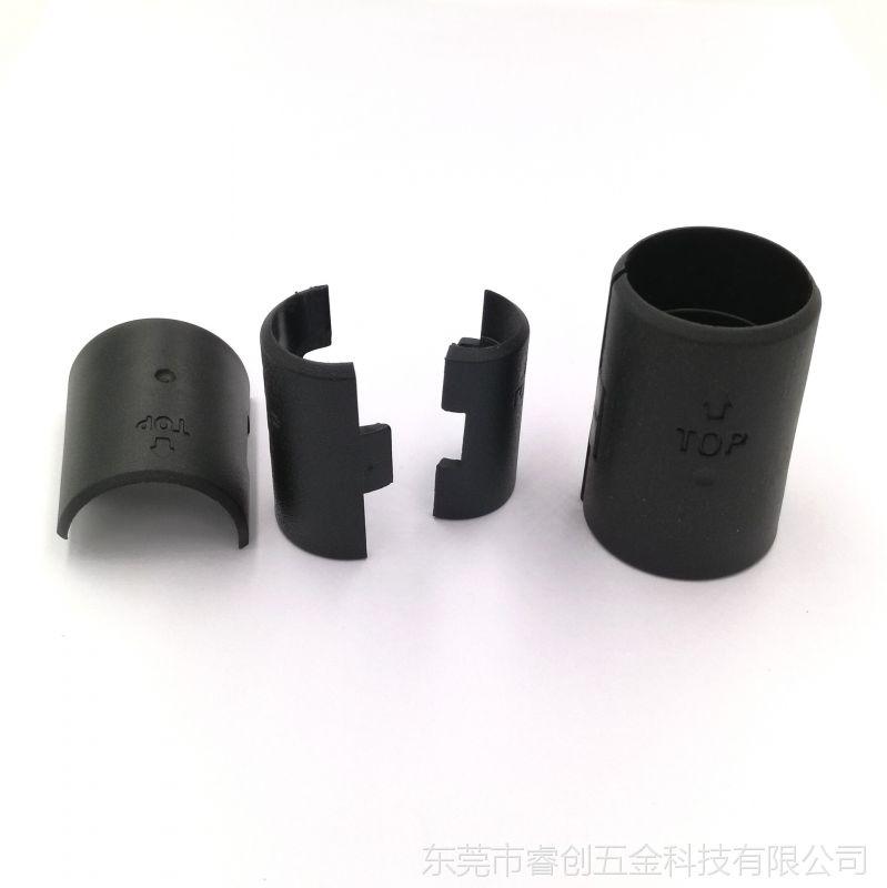 批发 置物架层架网片22.0管竹节管固定塑料夹片货架专用塑料夹片
