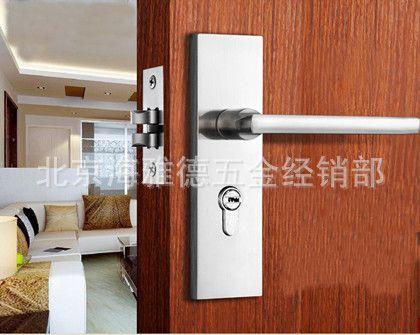 【单舌锁室内图纸欧式门锁锁具房门干将卫生间fate卧室莫邪把手图片
